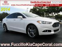 You can find this 2014 Ford Fusion 4dr Sdn Titanium FWD