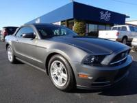 Bates Ford would like to present this 2014 Ford Mustang