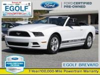 NON SMOKER, *FORD CERTIFIED PRE-OWNED VEHICLE, ONE