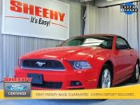 2014 FORD MUSTANG CONVERTIBLE**ALLOY WHEEL GROUP**,