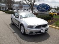 CLEAN CARFAX CERTIFIED 2014 FORD MUSTANG V6
