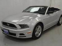 2014 FORD MUSTANG. CONVERTIBLE. LOADED. WARRANTY. ALLOY