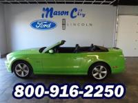 Gotta Have It Green Metallic Tri-Coat exterior and