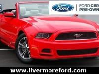**FORD CERTIFIED**, **RARE HARD TO FIND**,