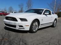 FULLY LOADED 2014 Mustang Premium 202A package with V6