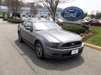 CLEAN CARFAX2014 FORD MUSTANG V6 PREMIUM COUPE 3.7L V6