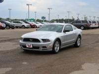 Mustang V6 2D Coupe 3.7L V6 Ti-VCT 24V 6-Speed RWD