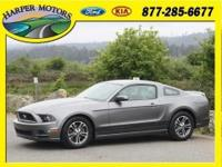 This 2014 Ford Mustang V6 Premium is proudly offered by