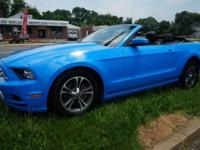 2014 Ford Mustang 2dr Car V6 Premium Our Location is: