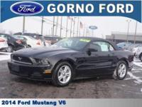 2014 Ford Mustang Our Location is: Saginaw Valley Ford