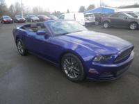 Checkout this Humes Ford of Corry 2014 Deep Impact Blue