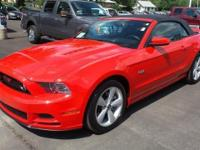 Clean CarFax! 1-Owner! Treat yourself to this Red Hot