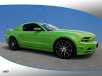 New Price! This 2014 Ford Mustang V6 in Gotta Have It