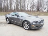 Treat yourself to this 2014 Ford Mustang V6 Premium,