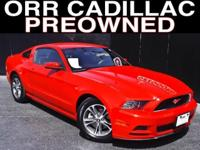 2014 Ford Mustang Coupe V6 Our Location is: Orr