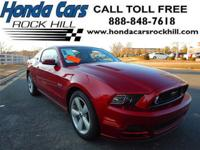 Superb Condition, Dealer Certified, CARFAX 1-Owner,