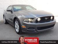 New Price! Recent Arrival! 2014 Ford Mustang GT 2D
