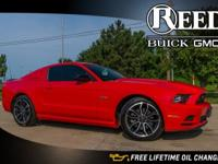 New Price! Race Red 2014 Ford Mustang GT RWD 6-Speed