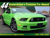 6 SPEED** POWER SEAT** ROUSH EXHAUST** LOCAL TRADE**