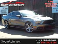SUPERCHARGED BAD BOY STAGE 2 ROUSH!! LEATHER SEATS, 6