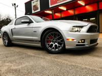 2014 FORD MUSTANG GT COUPE SUPERCHARGED!!!!!!! CLEAN