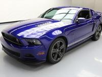 2014 Ford Mustang with California Special Package,5.0L