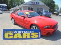 Look at this hot sporty Ford Mustang GT and its only