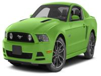 Options:  2014 Ford Mustang |Miles: 18042Color: