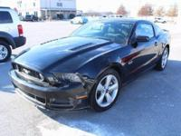 Mustang GT, 2D Coupe, 5.0L V8 Ti-VCT 32V, 6-Speed, RWD,