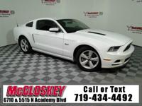 Sporty 2014 Ford Mustang GT offering Roush Exhaust,