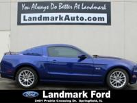 You won't regret adding this 2014 Ford Mustang GT in