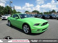 Green Machine! Detroit Muscle! You won't find a nicer