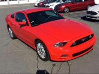 New Price! Clean CARFAX. 2014 Ford Mustang GT Race Red