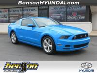 CLEAN CARFAX, CARFAX CERTIFIED, and NON-SMOKER. Mustang