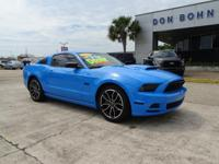 We are excited to offer this 2014 Ford Mustang. Your