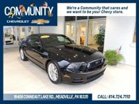 Ford Mustang 2014 CARFAX One-Owner. Awards: * 2014