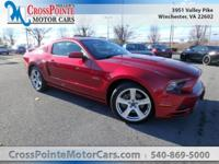 New Price! Red 2014 Ford Mustang GT RWD 6-Speed