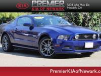 This outstanding example of a 2014 Ford Mustang GT