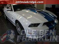 Options:  2014 Ford Cobra Gt350 Mustang Gt