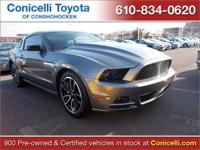 PREMIUM & KEY FEATURES ON THIS 2014 Ford Mustang