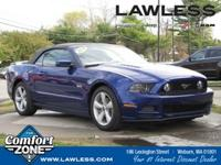 Exterior Color: blue, Body: Convertible, Fuel: