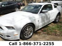 2014 Ford Mustang Features: AM/FM/CD/Sirus Satellite