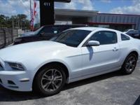 2014 FORD MUSTANG PREMIUM - ONLY 860 MILES! GORGEOUS!