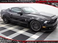2014 FORD MUSTANG SHELBY GT500 6-SPEED MANUAL!!