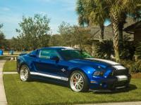 2014 SHELBY SUPER SNAKE WIDEBODY 900HP Selling my Super