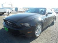 This 2014 Ford Mustang is a CARFAX CERTIFIED vehicle