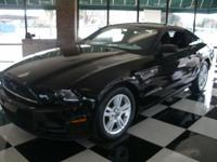 This is a very clean and nice mustang with the V6,