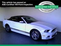 Ford Mustang The ultimate muscle automobile! Youve got