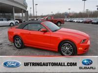 Body Style: Convertible Engine: V6 Exterior Color: Red