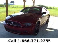 2014 Ford Mustang V6 Features: Keyless Entry - Tinted